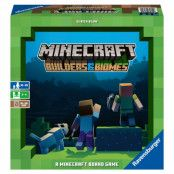 Minecraft, Brädspel - Builders and Biomes