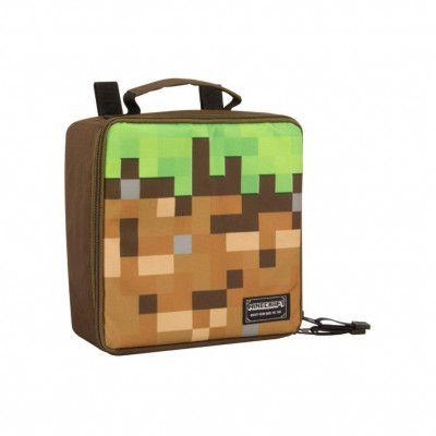 Minecraft, Lunchväska