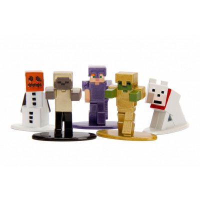 Minecraft - Mini Figures 5-Pack