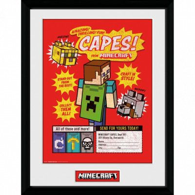 Minecraft - Tavla, Collect them all
