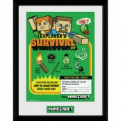 Minecraft - Tavla, Survival kit