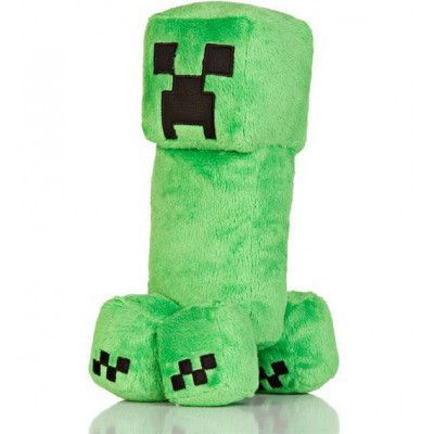 Minecraft - Creeper Plush - 27 cm