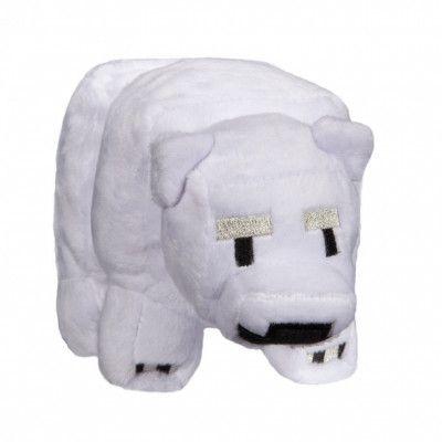 Minecraft, Gosedjur / Mjukisdjur - Baby Isbjörn