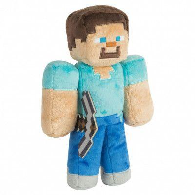 Minecraft, Gosedjur - Steve