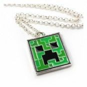 Minecraft Creeper Halsband