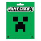 Minecraft Creeper Klistermärken