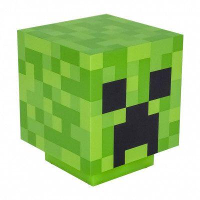Minecraft, Lampa - Creeper