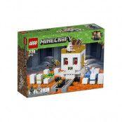 LEGO Minecraft 21145, Dödskallearenan