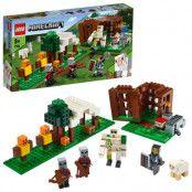 LEGO Minecraft 21159 Plundrarnas vakttorn