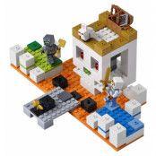 LEGO Minecraft - Dödskallearenan 21145