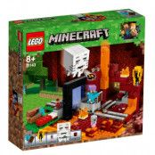 LEGO Minecraft - Nether-portalen 21143