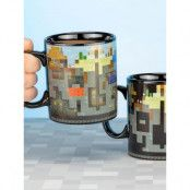Minecraft - Mines Heat Change Mug