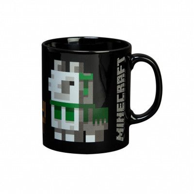 Minecraft, Mugg - Llama Conga Line