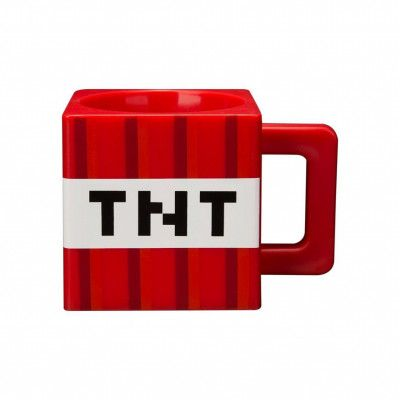 Minecraft, Mugg - TNT
