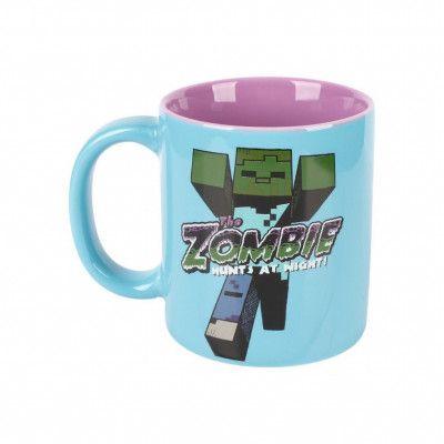Minecraft, Mugg - Zombie