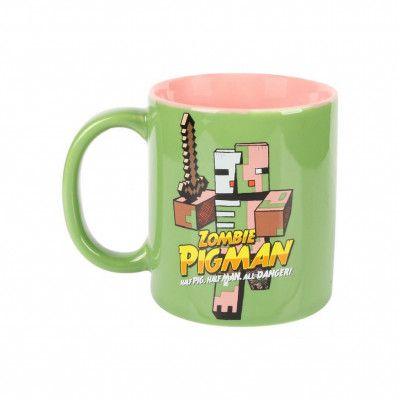 Minecraft, Mugg - Zombie Pigman
