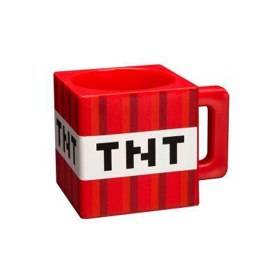 Minecraft TNT Mugg