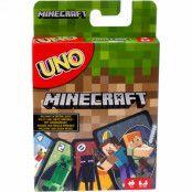 Minecraft, UNO - Kortspel