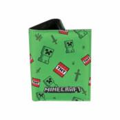 Minecraft Plånbok - Creepers och TNT