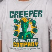 Minecraft Creeper Demolition Company Premium T-shirt