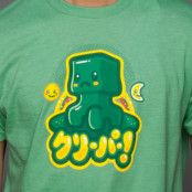 Minecraft Kawaii Creeper T-shirt