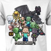 Minecraft Party Barn T-shirt