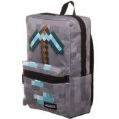 Minecraft - Backpack Axe Print