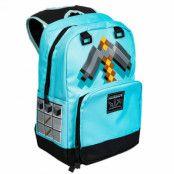Minecraft, Diamond Pickaxe - Ryggsäck