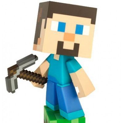 Minecraft - Steve 15 cm Action Figure